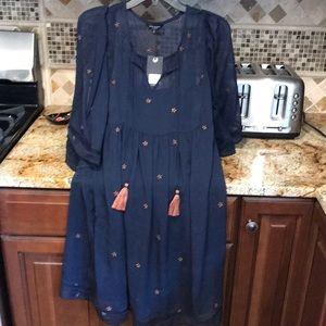 NWT babydoll dress
